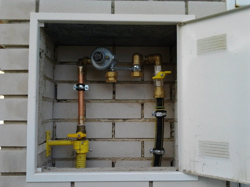 plynova instalacia