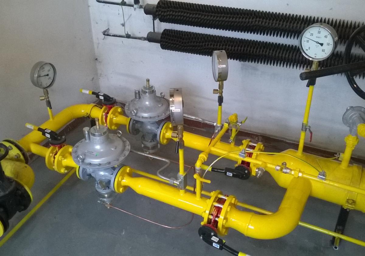 plynove potrubie