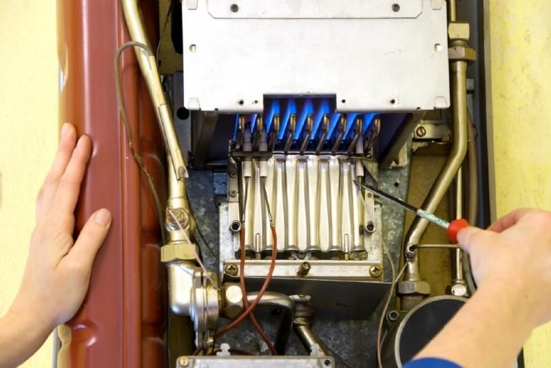 revizia plynoveho kotla