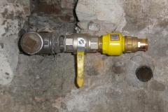 gulový ventil na plyn HERZ